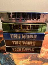 The Wire Seasons 1-5 DVD Complete