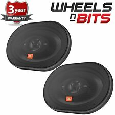 "NEW JBL stage 9603e Pair of 210 Watt 6""x9"" Inch Coaxial Car door Shelf speakers"