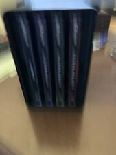 Batman 4-Film Collection 4k UHD Bluray Best Buy Steelbooks - Great Shape!