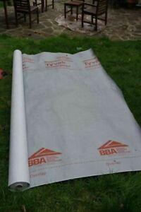 Tyvek ultralite groundsheet/footprint/tarp. Per metre. 2.8m wide. 63g/sq.m