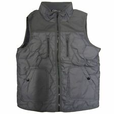 Jordan Craig Diamond Cut Vest - Charcoal - BRAND NEW - APPAREL - GREY
