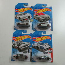 Hot Wheels Zamac Cars '16 Bugatti 2018 Honda Civic '68 Chevy Nova Porsche 917 LH