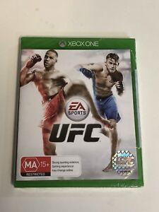 UFC Ultimate Fighting Championship BRAND NEW Microsoft XBOX ONE AUS