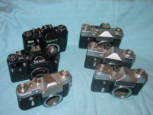 Zenit Kameras     Für Bastler !!!