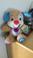 Soft Toy Talking Learning Music  Educational ABC Dog Baby