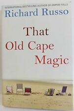 That Old Cape Magic Richard Russo Paperback 2009 life bittersweet fiction book