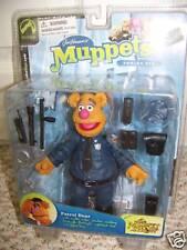 Jim Henson's Muppets Patrol Bear Figure Palisades Toys