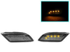 DEPO 2012-14 MERCEDES W204 COUPE/SEDAN AMBER LED SMOKE BUMPER SIDE MARKER LIGHT