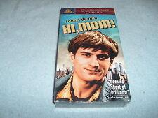 Hi, Mom! (VHS, 1970) - NEW - ROBERT DE NIRO