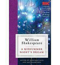 A Midsummer Night's Dream (The RSC Shakespeare)-ExLibrary