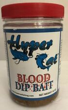 Famous Hard To Find Harper Cat Blood Dip Catfish Bait 16 Oz Jar-Ships N 24 Hours
