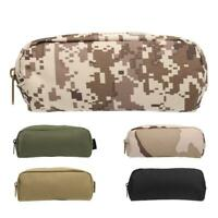 Molle Sunglasses case Eyeglasses Bag Tactic Military Men Belt Glasses Pouch New