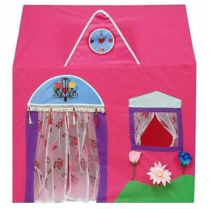 Queen Palace Play Tents For Kids Of 24 months - 6 years,Multicolor Free Shipping