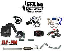 EFI Live Tuner 13-17 Dodge Ram 6.7L for Cummins DPF EGR DEF Delete CSP4 Muffler