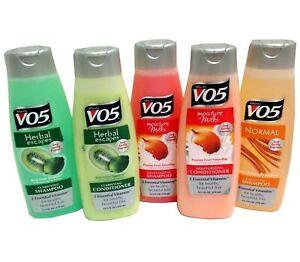 5 Pack of Alberto VO5 Shampoo & Conditioner Complete Bundle - 12.5 fl oz each