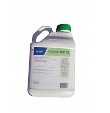 KOYOTE 5L 360 SL CONCENTRATE  WEEDKILLER PRO EXTENDED CONTROL ROUNDUP
