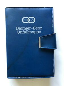Daimler Mercedes Benz Unfallmappe Mercedes 600 W100 R107 W114 115 W116 W123 W126