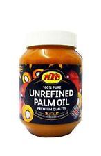 Unrefined Palm Oil 100 % Pure 500 ml