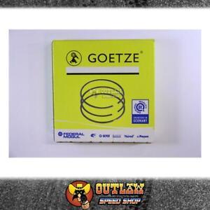 GOETZE PISTON RINGS FITS VW GOLF PASSAT TURBO DIESEL - RS6501000CR1GZ