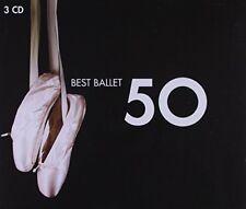 50 Best Ballet [CD]