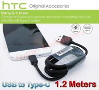 Original USB Type-C Cable Data Sync Power Charger Adapter Cord For HTC 10 U Play