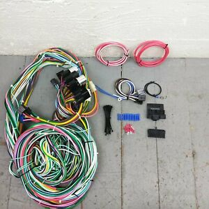 1989 - 2006 Mercedes Wire Harness Upgrade Kit fits painless new update fuse KIC