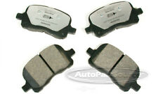 Disc Brake Pad Set fits 1997-2004 Toyota Avalon Camry Solara  AUTOPARTSOURCE