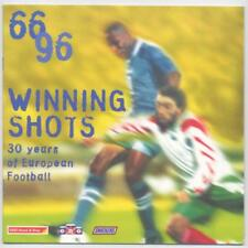 1996 FOOTBALL WINNING SHOTS BOOKLET WITH SET 12 CARDS