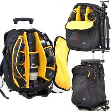 Camera Backpack With Wheel | eBay