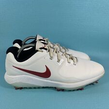 New listing Nike Vapor Pro Golf Shoes Men's Sneakers White/Red AQ2196-104 Size 10W
