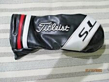 Titleist Ts Driver Headcover - Used