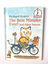 The Best Mistake Ever and Other Stories By Richard Scarry