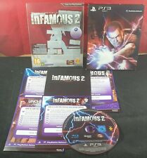 inFamous 2 Special Edition (Sony PlayStation 3) VGC