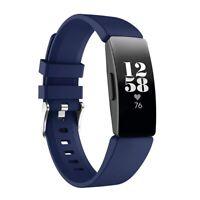1X(Cinturino per Fitbit Inspire Hr E Inspire, Cinturino Sportivo In Silicon D4X2