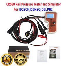 CR508 Diesel Common Rail Pressure Tester and Simulator for Bosch/Denso Test Tool
