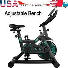 Indoor Cycling Bike Professional Exercise Cycle Bike Sport Bike W/LCD Digital