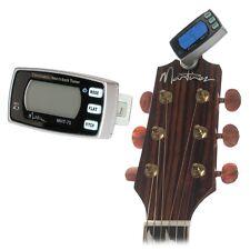 New Martinez Clip-On Headstock Guitar Tuner