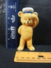 """Danbury Mint Teddy Bears Collection """" Can You See Bear """" Very Detailed Figure"""