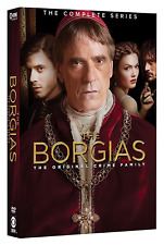 Borgias: The Complete Series [Import] Fast shipping in Canada.