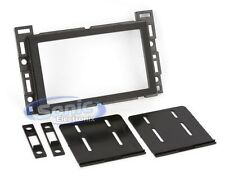 Scosche GM1599B Double DIN Installation Dash Kit for Select Chevy Malibu/Equinox