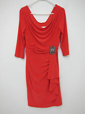 Especially Yours EY Signature Goddess 2 Dress - Womens Medium - Coral - NWT