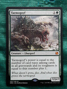 Tarmogoyf (MTG, Magic the Gathering) Modern Masters 2015, MM2, NM