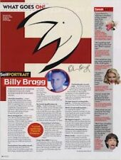 Billy Bragg a retrospective Interview