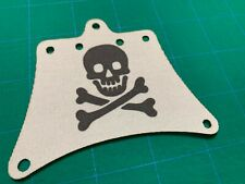 Custom Replacement Laser Cut Cloth Sails for 6261 Raft Raiders