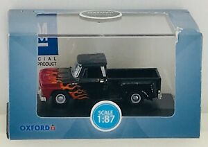 """Oxford Die-Cast 1:87 Scale """"Chevrolet Stepside Pick Up"""" Code: 87CP65004"""