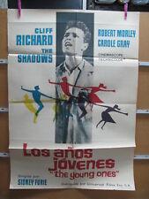 A4656 Los años jóvenes Cliff Richard,  Robert Morley,  Carole Gray,  The Shadows