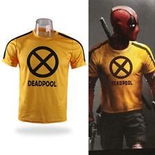 Deadpool 2 T-Shirt Cosplay Deadpool X-Men Superhero Cool 3D Sport T-Shirts New