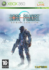 Jeu Xbox 360 - Lost Planet: Extreme Condition - Complet - PAL FR