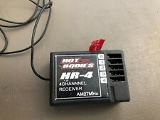 Hot Bodies 27mhz AM 4 Channel Receiver for Tamiya Losi HPI Traxxas