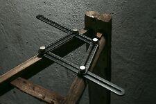 Universal Angleizer Ruler Template Tool Multi Angle Measuring Aluminum